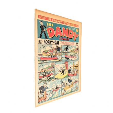 The Dandy Comic No 177 April 19th 1941 D.C. Thomson